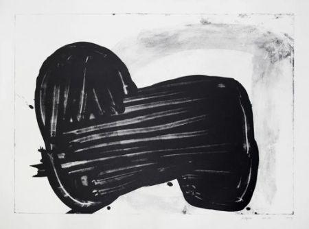 Lithographie Shapiro - Untitled