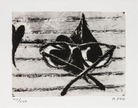Lithographie Diebenkorn - Untitled,