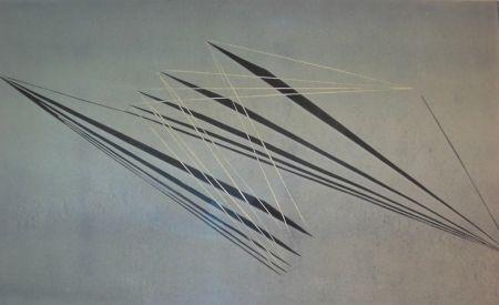 Linolschnitt Herberth - Untitled