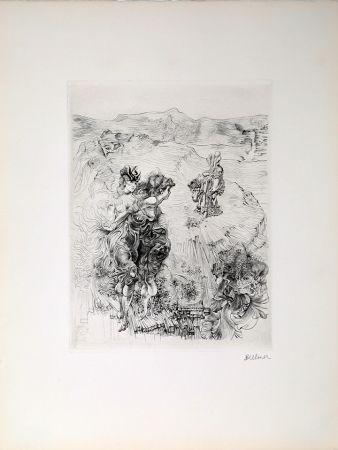Stich Bellmer - Untitled