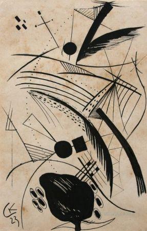 Keine Technische Kandinsky - Untitled
