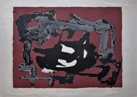 Lithographie Jacobsen - Untitled