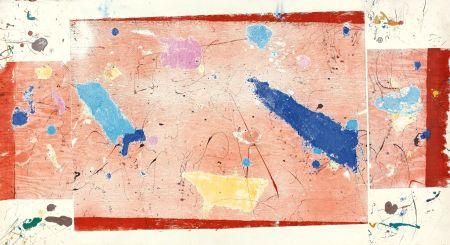 Monotypie Francis - Untitled