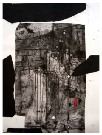 Stich Clavé - Untitled