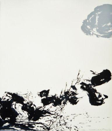 Siebdruck Zao - Untitled
