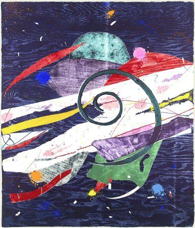 Monotypie Francis - Untitled, 1983