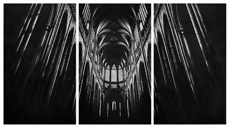 Fotografie Longo - Untitled (Cathedral)