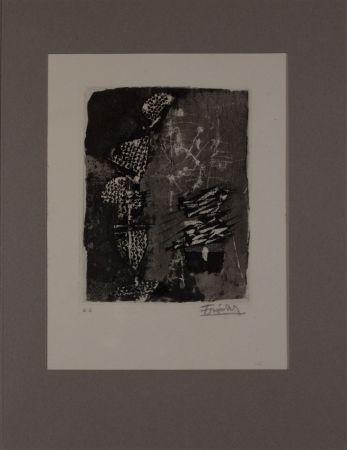 Radierung Friedlaender - Untitled from 'Avanguardia internazionale', vol. 4