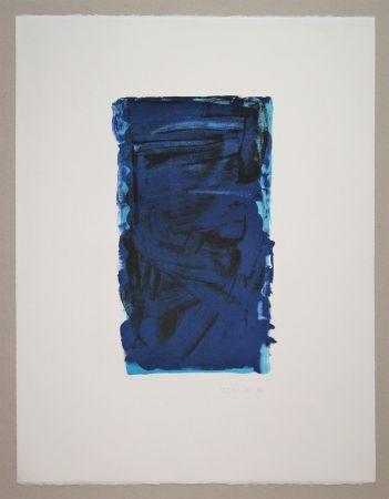 Lithographie Zeniuk - Untitled Group I.