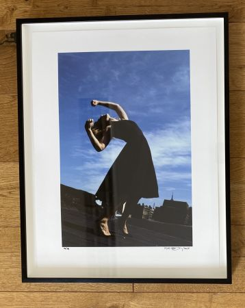 Fotografie Longo - : Untitled (Janet, from the Men in the Cities Series)