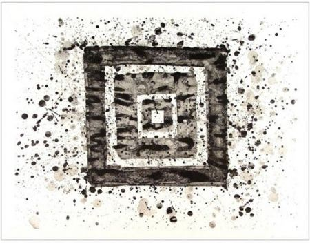 Lithographie Francis - Untitled (Sf-198)