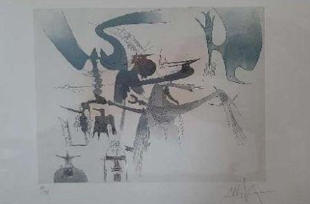 Aquatinta Lam - UNTITLED SUITE