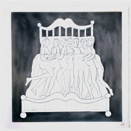 Stich Bourgeois - Untitled V