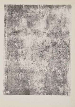 Lithographie Dubuffet - Végétation primordiale