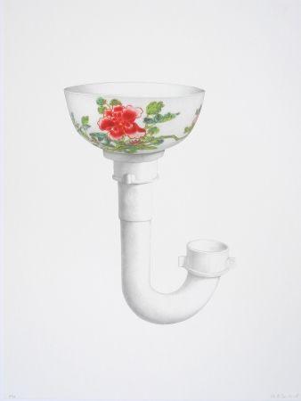 Lithographie Chunbo - V 2