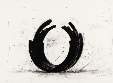 Siebdruck Venet - Variations on the Arc 01