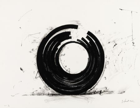 Siebdruck Venet - Variations on the Arc 02