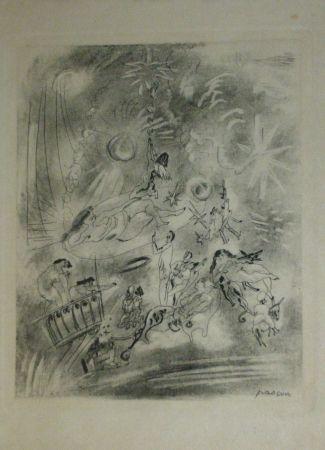 Illustriertes Buch Pascin - Venus dans la balance
