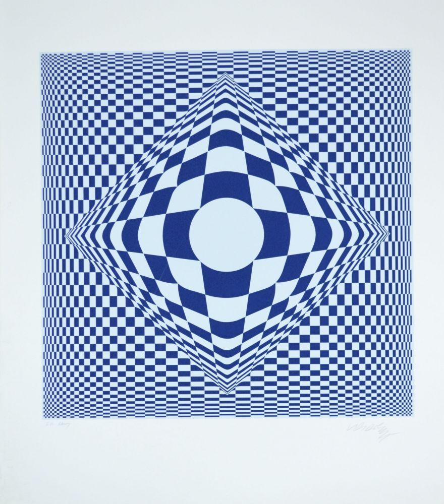 Multiple Vasarely - Vertigo