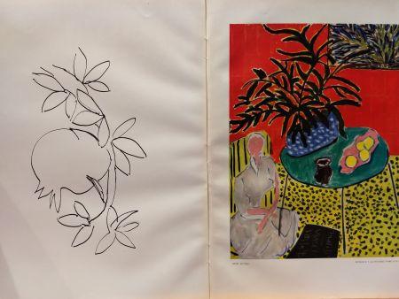 Illustriertes Buch Matisse - Verve 21 22