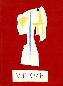 Illustriertes Buch Picasso - Verve n° 29 et 30
