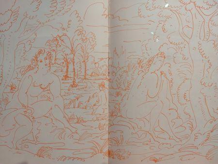 Illustriertes Buch Matisse - Verve no 8