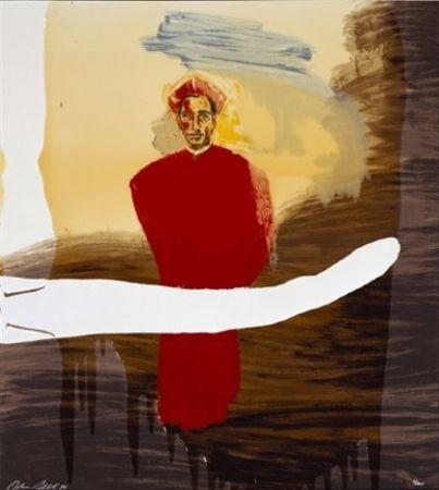 Siebdruck Schnabel - Victor Hugo Demo