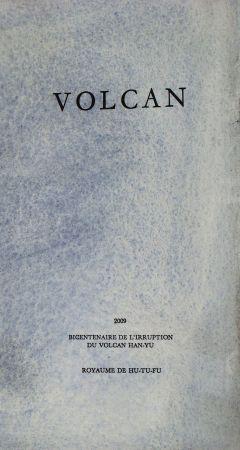Illustriertes Buch Baltazar - Volcan