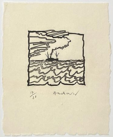 Stich Alechinsky - Volturno