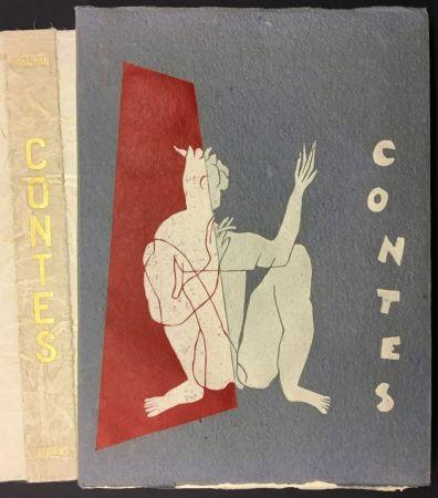 Illustriertes Buch Laurens - W. SAROYAN : CONTES. illustré de bois originaux par Henri Laurens.