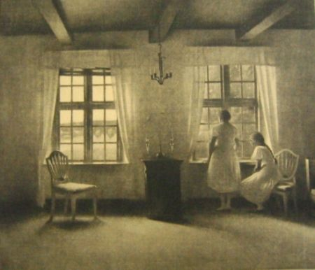 Mezzotinto Ilsted - Waiting For The Guests
