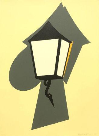 Siebdruck Caulfield - Wall Lamp
