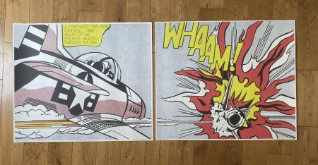 Offset Lichtenstein - Whaam!