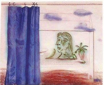 Stich Hockney - What is this Picasso?