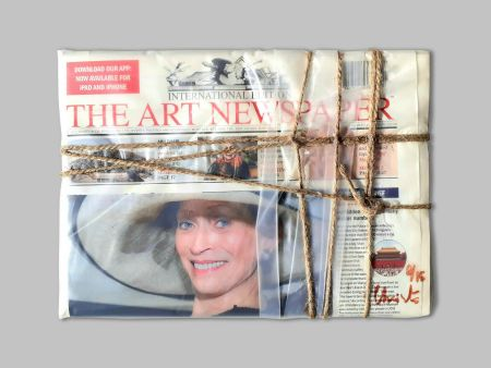 Multiple Christo - Wrapped The Art Newspaper
