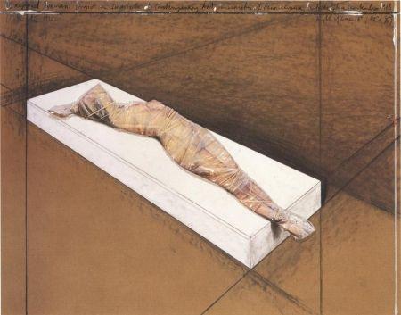 Keine Technische Christo - Wrapped Woman