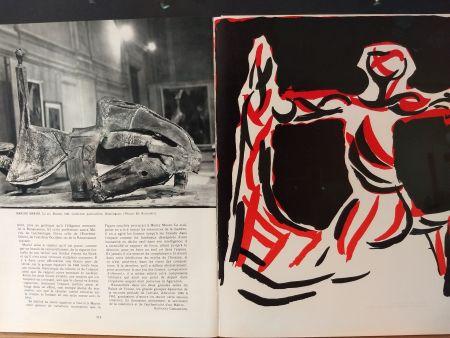 Illustriertes Buch Marini - Xxe No 28