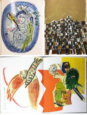 Illustriertes Buch Chagall - XXe SIECLE. Nouvelle série. XXVIIIe année. N° 26. Mai 1966 - QUATRE THÈMES…(Chagall, Viera Da Silva)