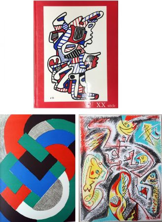 Illustriertes Buch Delaunay - XXe SIECLE. Nouvelle série. XXXIe année. N° 32. Juin 1969 (Sonia Delaunay, André Masson)