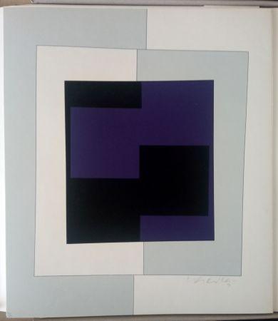 Siebdruck Vasarely - Zara (Cristal)