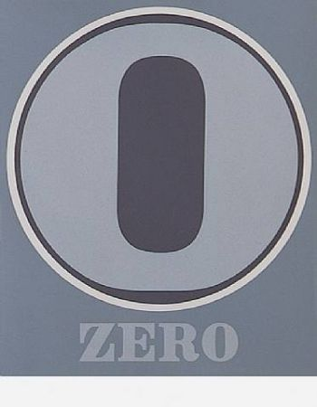 Siebdruck Indiana - Zero