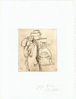 Stich Beuys - Zirkulationszeit: Die Mütter