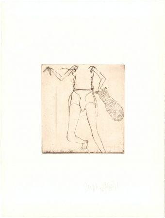 Stich Beuys - Zirkulationszeit: Taucherin